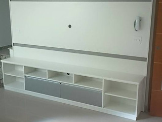 GMT marcenaria Living roomTV stands & cabinets
