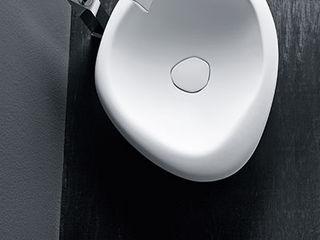 Mastella Design BadkamerWastafels Synthetisch Wit