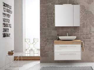 Summit collectio: furniture elements Mastella Design BadkamerOpbergen Houtcomposiet Hout