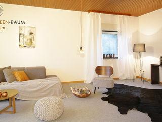 Home Staging Einfamilienhaus RAUM-IDEEN-RAUM