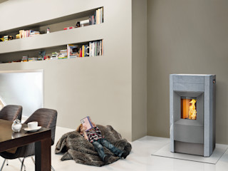 RIKA Innovative Ofentechnik GmbH Living roomFireplaces & accessories Grey