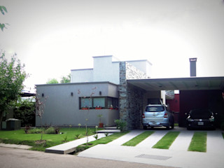 VYC Arquitectura Modern Houses
