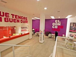 Banco Deuno (Sucursales) usoarquitectura Estudios y despachos modernos