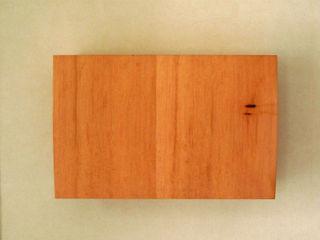 木の家具 quiet furniture of wood Corridor, hallway & stairsStorage Kayu