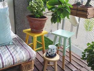 EnKaja Balconies, verandas & terraces Accessories & decoration