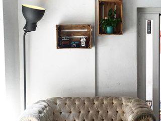 EnKaja Living roomShelves