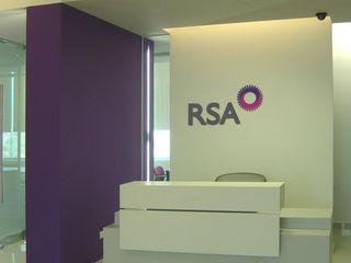 RSA usoarquitectura Estudios y despachos modernos