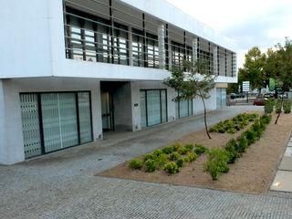 Zonas verdes em via pública Atelier Jardins do Sul Jardins ecléticos