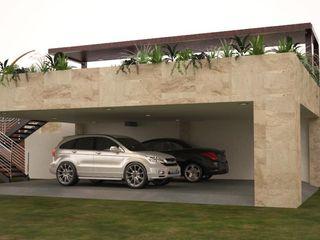 Arki3d Modern terrace