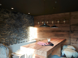 meier architekten zürich Country style dining room