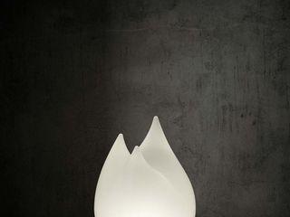 Inkout srl 家居用品配件與裝飾品 塑膠 White