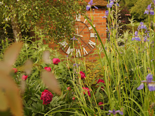 English Country Garden Yorkshire Gardens Сад