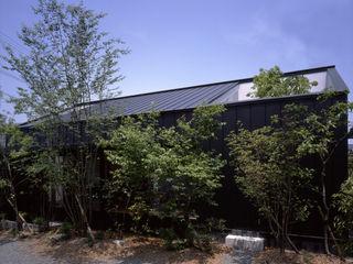 株式会社長野聖二建築設計處 Rumah Modern