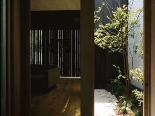 株式会社長野聖二建築設計處 Koridor & Tangga Modern