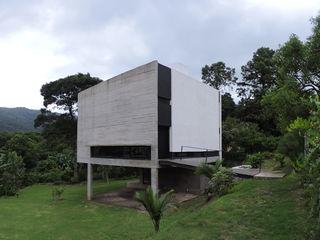 jose m zamora ARQ Minimalist house Concrete