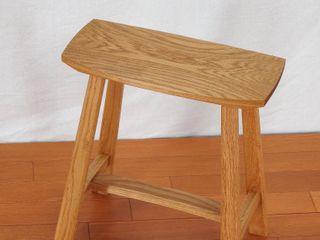 木の家具 quiet furniture of wood Dining roomChairs & benches Kayu