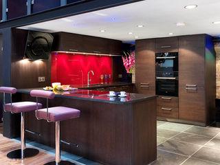 Kitchen Interior Design Quirke McNamara 廚房 Red