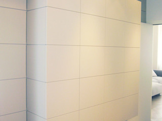 PAZdesign Cuartos de estilo minimalista