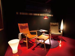 MOCTAVE Salones de estilo moderno