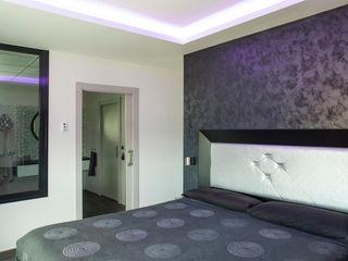 Casa AI Mascagni arquitectos Dormitorios de estilo moderno