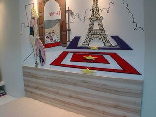 Cristiane Breda Complementto D Modern nursery/kids room