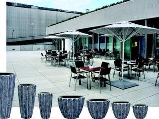 Vasen Blumentopf24.de Balkon, Veranda & TerrasseAccessoires und Dekoration