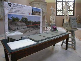 FROSINI PIETRE SRL ArtePiezas de arte Piedra Gris