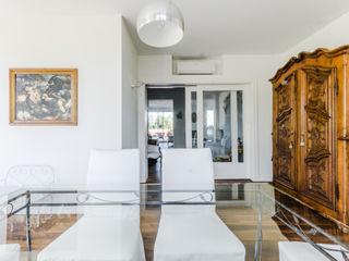 Progetti STUDIO DI ARCHITETTURA CATALDI MADONNA Eclectic style dining room