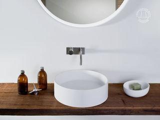 Copenhagen Bath - Waschbecken Copenhagen Bath BadezimmerWaschbecken Weiß