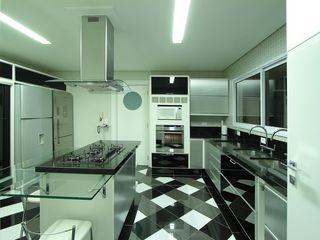 Cozinha AD ARQUITETURA E DESIGN Cucina moderna