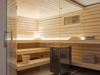 corso sauna manufaktur gmbh Sauna Wood Beige