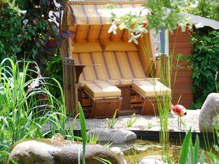 dirlenbach - garten mit stil Scandinavian style garden