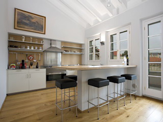 PAZdesign Cocinas de estilo moderno