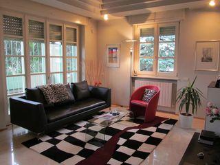 Architetto Alberto Colella Living room
