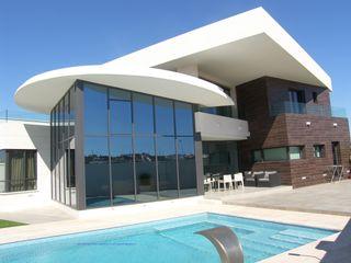 DYOV STUDIO Arquitectura, Concepto Passivhaus Mediterraneo 653 77 38 06 Casas de estilo mediterráneo