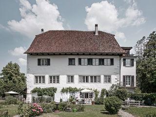 meier architekten zürich Rustic style house Wood