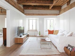 meier architekten zürich Living room Wood