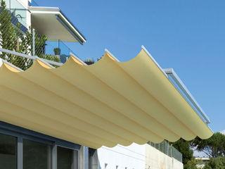 Parasoles Tropicales - Arquitectura Exterior Balkon, Veranda & TerrasseAccessoires und Dekoration