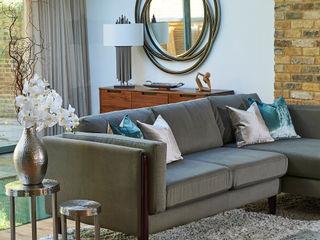 Mews House Notting Hill Yohan May Design Modern Oturma Odası