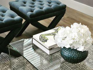 Fulham Penthouse Yohan May Design Modern Oturma Odası