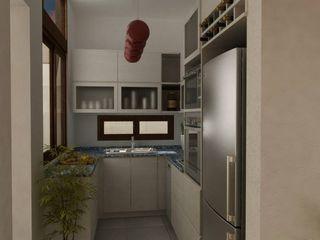 ARQUITECTA MORIELLO Modern style kitchen
