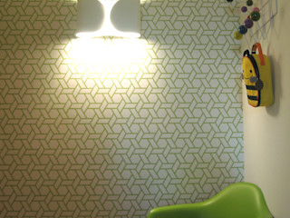 Kohde Koridor & Tangga Modern