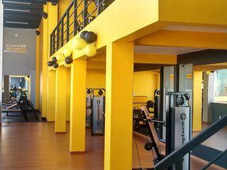 Bau-Art Taller de Arquitectura Modern Gym