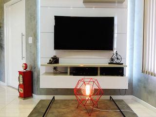 Alkaa Arquitetos Associados LivingsMesas y soportes para TV y multimedia