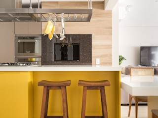Stefani Arquitetura Moderne Küchen