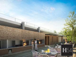 Home54 Hoteles de estilo moderno