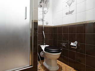 Alexander Krivov 浴室 磁磚 Brown