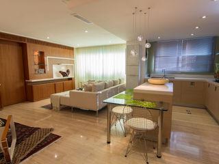 TRIBU ESTUDIO CREATIVO Modern Living Room