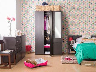 Idea Interior DormitoriosIluminación Aglomerado