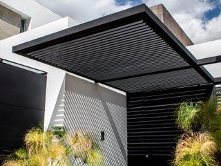BAG arquitectura Front doors Iron/Steel White